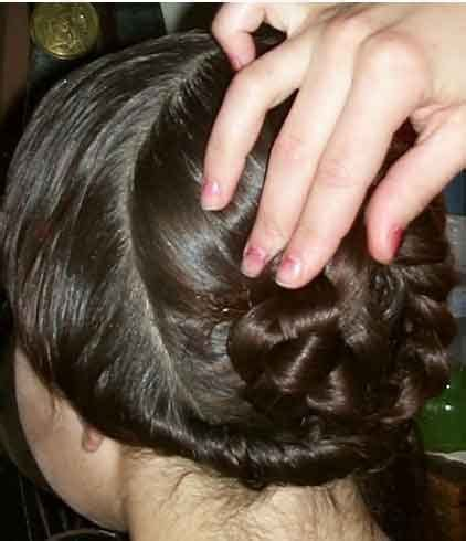 Alaina Rubi Outer Bb 1000 ideas about historical hairstyles on hair hairstyles and