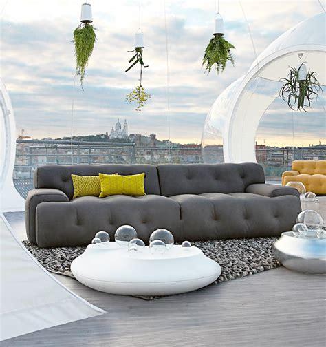 roche bobois couch blogger large 3 seat sofa by roche bobois