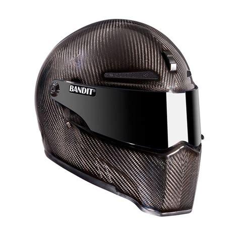 Motorradhelm Bandit by Bandit Ii Carbon Fiber Motorcycle Helmet Helmade