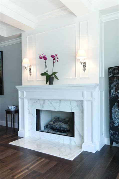 Fireplace Moulding Ideas by The 25 Best Fireplace Trim Ideas On White