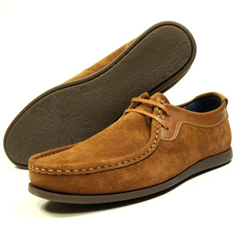 mens shoes buy base mens shoes catch in suede tabacco jon