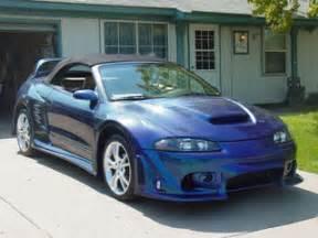 Mitsubishi Eclipse 99 1999 Mitsubishi Eclipse Spyder User Reviews Cargurus