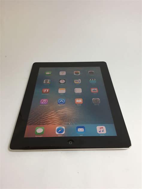 A1396 32gb apple 2 a1396 black 32gb wifi and 3g ios 9 3 5