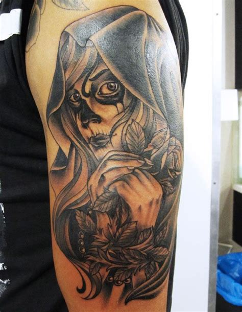 black rose of death tattoo 7 best images about on the skulls