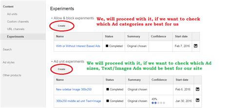 adsense experiments adsense experiments a b testing guide to increase