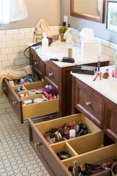 Bathroom Walls Lipstick Secrets Bathroom Drawer Organization Diana Elizabeth