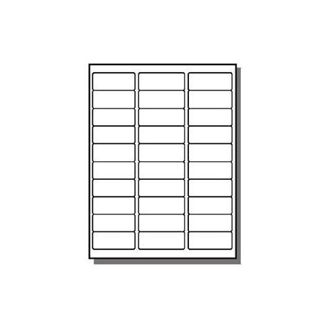 Avery Template 5160 Vs 8160 avery address labels templates 28 images search