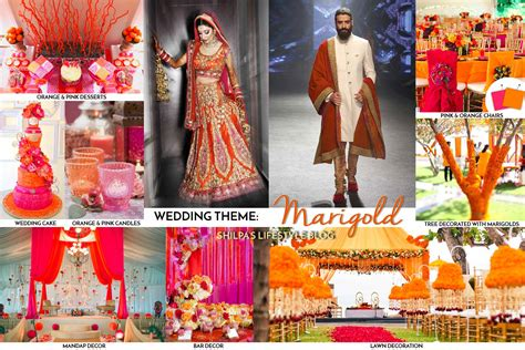 in decorations indian wedding decorations theme ideas lehenga colors