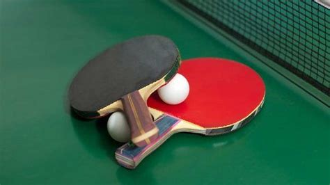 bank donates table tennis equipment to crs sports council