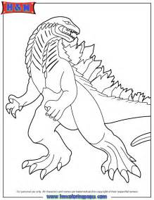 godzilla coloring pages new 2014 godzilla coloring page h m coloring pages