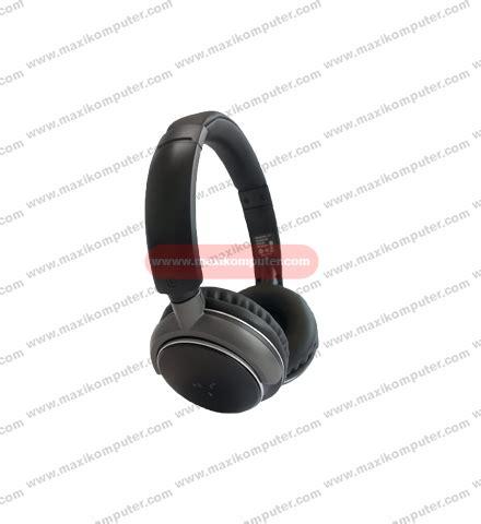 Headphone Bluetooth Stereo Nia Q1 Hitam headset bluetooth neoyada q1