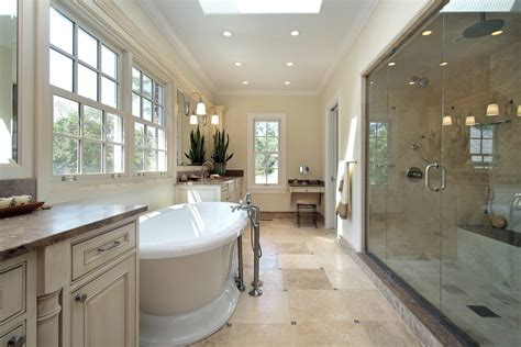 big bathrooms ideas bathroom remodel bay easy construction