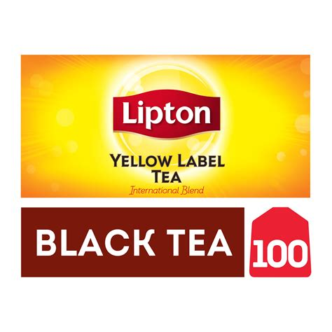 Teh Lipton Yellow Label Tea lipton yellow label tea 2g from redmart