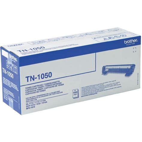 Toner Tn 1000 toner d origine tn 1050 noir sur le site
