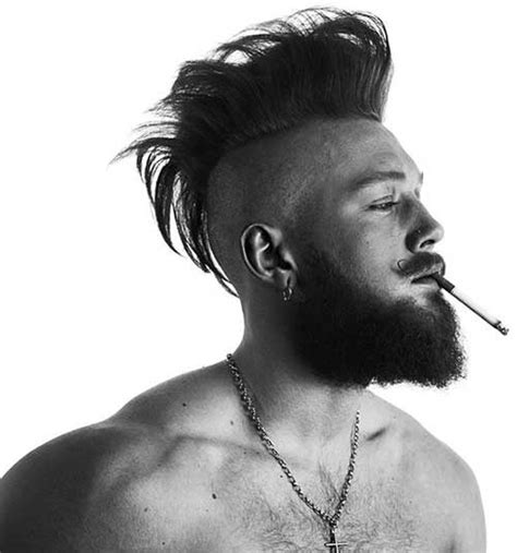 images of mohawk hairstyles 15 mohawk hairstyle for men mens hairstyles 2018