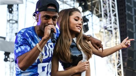 big sean early in the morning need more proof that ariana grande and big sean are dating