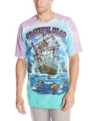 grateful blouse abu liquid blue s grateful dead ship of fools t shirt