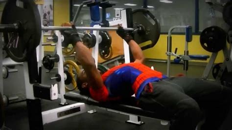 overhead press bench powerlifting with calisthenics episode 4 bench and