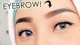 tutorial bikin alis mudah eyebrow routine tutorial tutorial bikin alis mudah