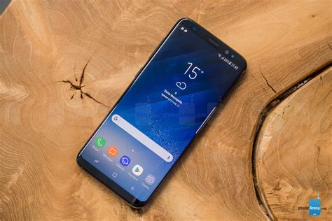 galaxy review samsung galaxy s8 review