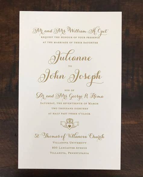 wedding invitation etiquette how to include parents names paper posh