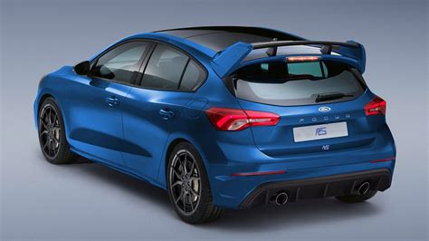 2020 Ford Focus Rs St by 2020 Ford Focus Rs Imagined In Hatchback Sedan Station