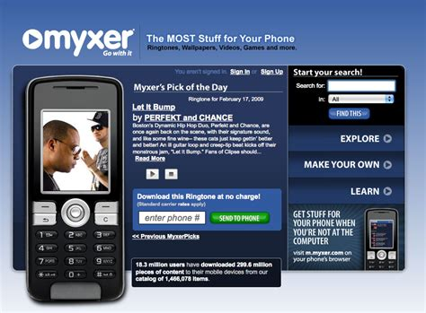 myxer free ringtones for android myxer free ringtones apps and more techykeeday