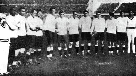 wann war die erste fussball wm vor 85 jahren erste fu 223 wm in uruguay sputnik