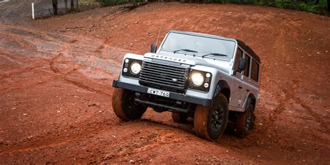 land rover defender 2015 price 2015 land rover defender 110 review caradvice