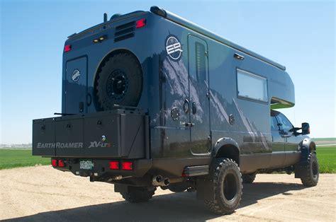 EarthRoamer Is Ultimate Adventure Camper