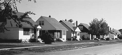The National Housing Act And Cmhc Built Halifax