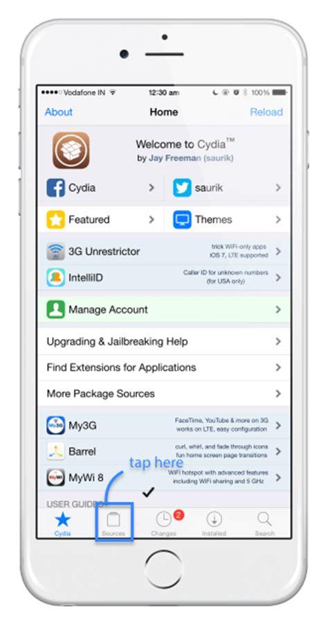 iphone game mod cydia sources cydia repos