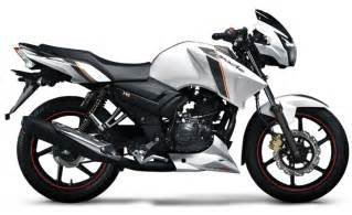 Apache Honda Tvs Apache Rtr 160 Bike Performance Features Colors