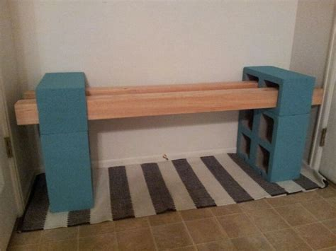 4x4 bench pin by lee stahle bliss on bliss diy projects pinterest