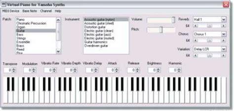 keyboard games free download full version virtual piano download