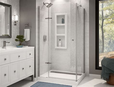 Maax Shower Doors Installation Maax Shower Door Installation Image Bathroom 2017