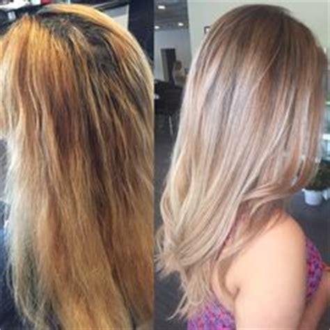 Toner Makeover balayage highlights medium ash base hair color ideas hair tends and makeovers
