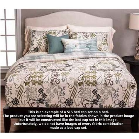 fitted comforter country bedding english garden fitted comforter set