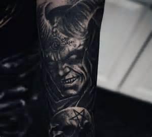 Demon Tattoo Designs For Men » Home Design 2017