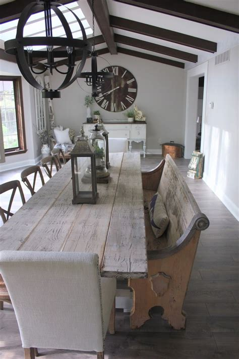 church pew dining bench 25 best ideas about church pews on pinterest church pew
