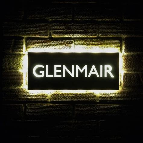 names for a house 17 best images about illuminated led house name plates on pinterest warm green led