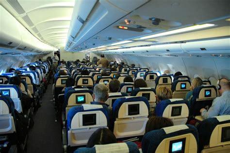 Airbus A340 300 Interior by Munich Helsinki Nagoya Finnair S Embraer 170