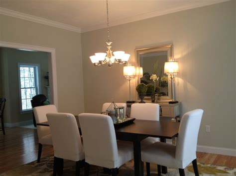 Academy Hill Expanded Essex Model Dining Room Modern Dining Room Ls