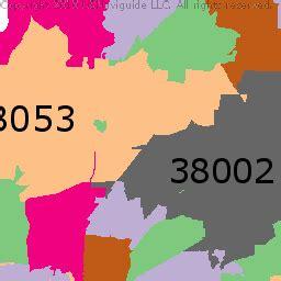 zip code map for memphis tn memphis zip code map my blog