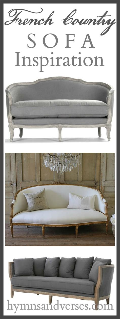 Country French Sofas Country French Style Sofa Hymns And | country french style sofa hymns and verses