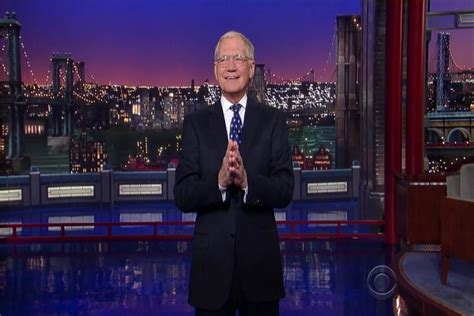 david letterman says goodbye after 33 years in television david letterman says goodbye after 33 years hosting the