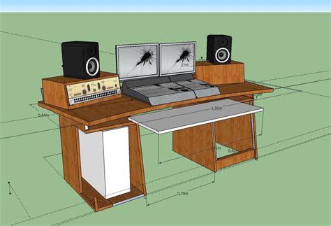 mueble estudio planos estudio grabacion buscar con google para hacer