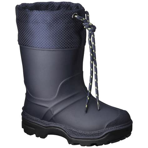 toddler boy winter boots toddler boys snowmaster icestorm winter boots target