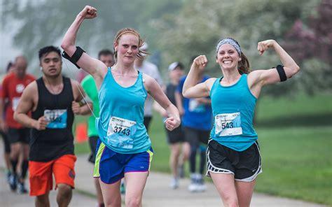 Womens Running To Half Marathon by How Took Running Chicago Half Marathon