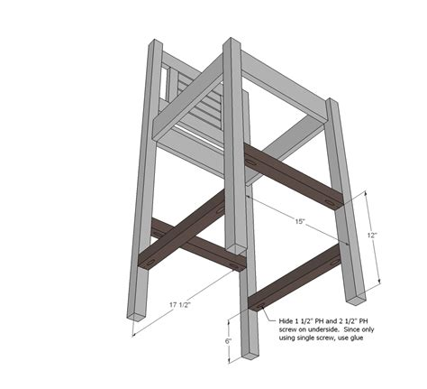 Bar Stool Woodworking Plans by Pdf Diy Bar Stool Plans Woodworking Free Wood